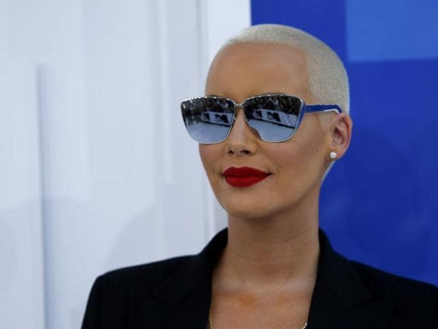 """Amber Rose also said that she prefers to take ownership of the word """"sl*t""""."""