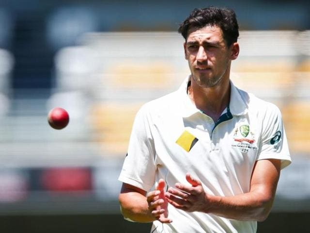 Starc has been fighting to be fit to face the Proteas after a gruesome training accident in September resulted in a gash in his left leg that needed 30 stitches.