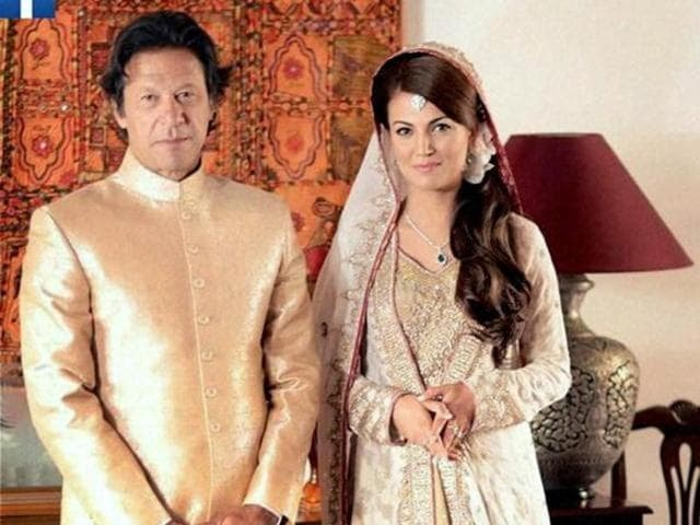 Nearly 10 months after Imran tied the knot with TV journalist Reham, his marriage ended in divorce last year.
