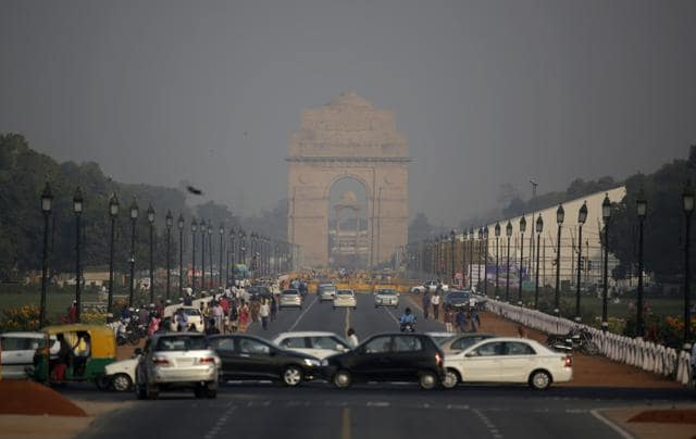 Delhi,pollution,government
