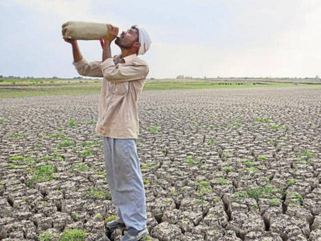 Kerala drought-hit,E Chandrasekharan,rainfall in Kerala