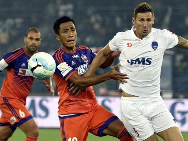 Indian Super League,Delhi Dynamos,FC Goa