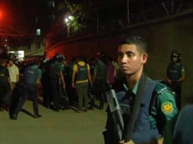 A large number of security personnel from the police, Rapid Action Battalion, and paramilitary Border Guard Bangladesh have been deployed in the area after the incident.
