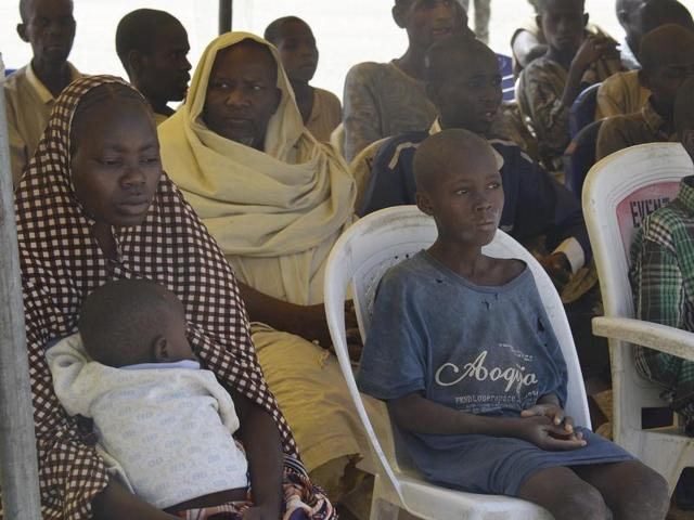 Four of the victims told HRW they were drugged and raped, while 37 were coerced into sex through false marriage promises and material and financial assistance.