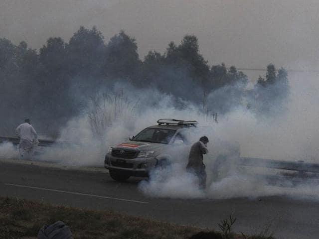 Pakistan,Islamabad lockdown,Imran Khan