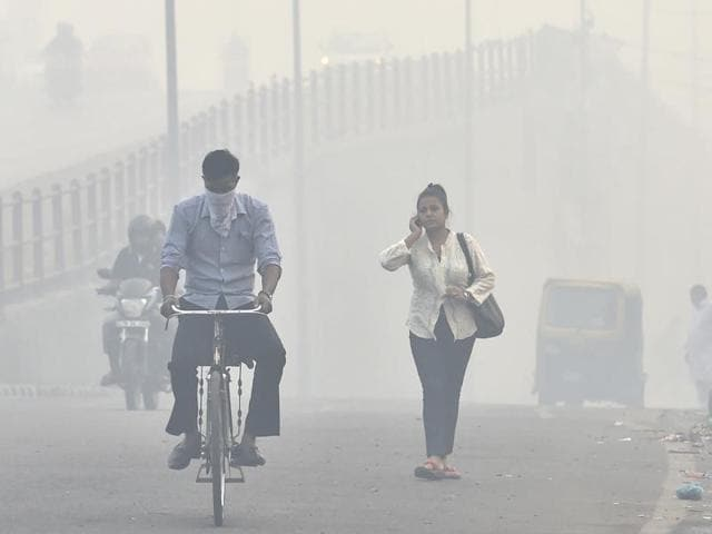 Delhi Pollution Control Committee official said a mechanical error  showed PM 10 readings above 4,200µg/m³ at RK Puram.  The maximum reading was 1,442µg/m³ at 1am.