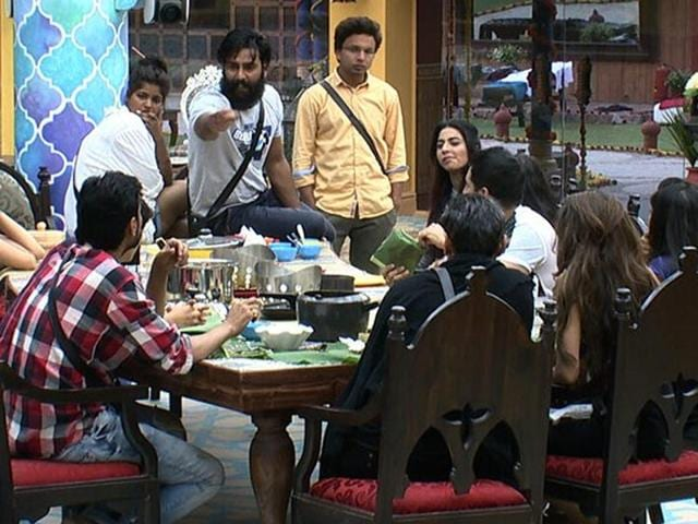As usual, a lot went down on Monday's episode of the popular reality show, Bigg Boss.