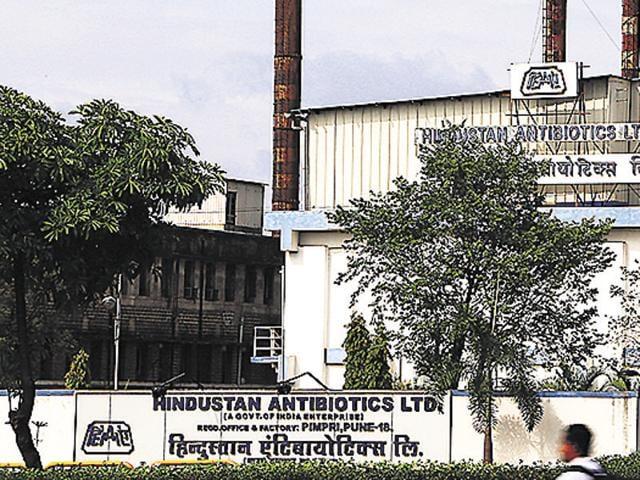 Hindustan Antibiotics Ltd's current revenue is around Rs 80 crore.
