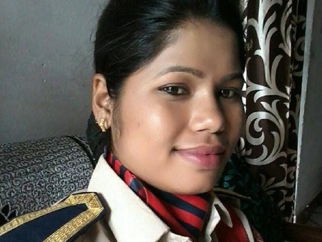 Chhattisgarh constable Smita Tandi has more than 7 lakh followers on Facebook.