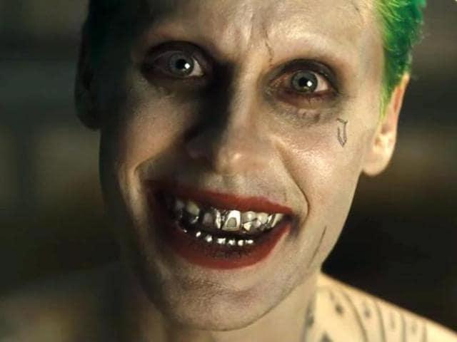 Jared Leto,Margot Robbie,Suicide Squad