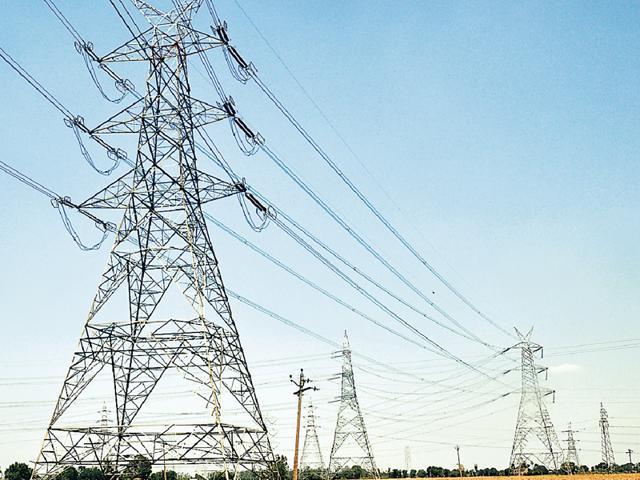 Power sector,Punjab,Haryana