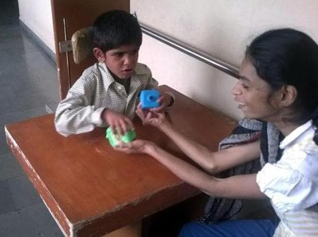 Differently-abled children,Lack of access to education,2011 census report
