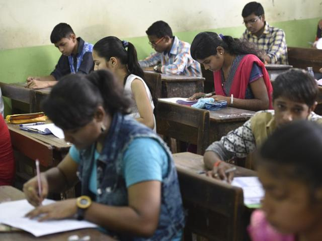 Teachers complained that back-to-back papers can take a toll on the students.  The SSC exam begins on March 7.