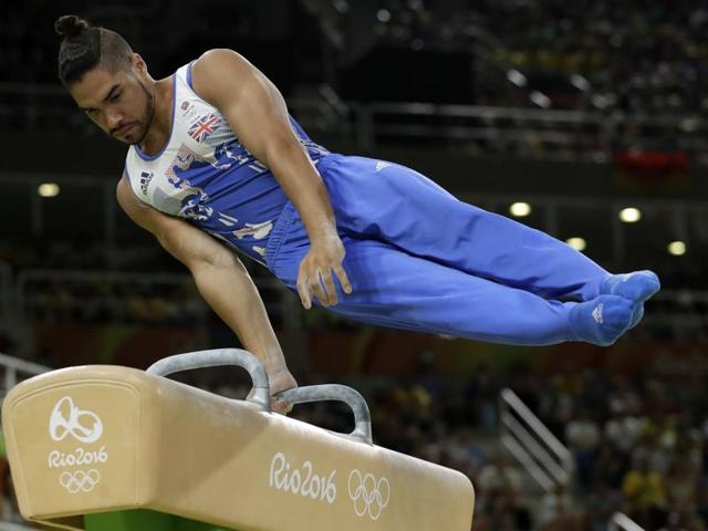 Louis Smith,Rio Olympics,Louis Smith Gymnastics