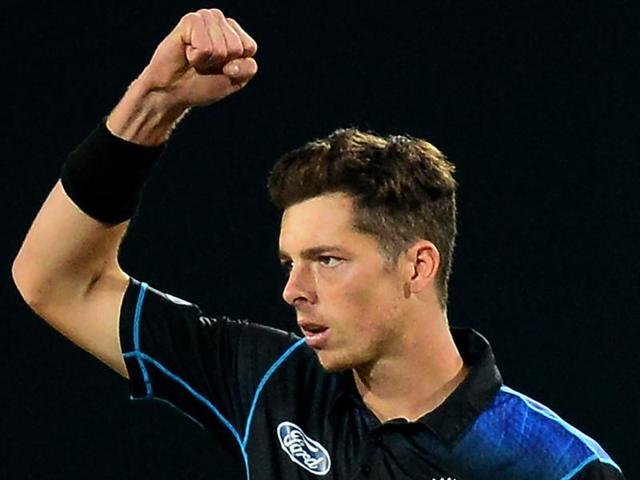 Santner was New Zealand's most economical bowler, as well as the joint-highest wicket taker along with Trent Boult.