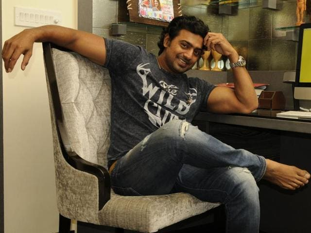 Dev plays Markas Ali, a character modelled on William Shakespeare's Mark Antony, in Srijit Mukherji's Zulfiqar.(Samir Jana)