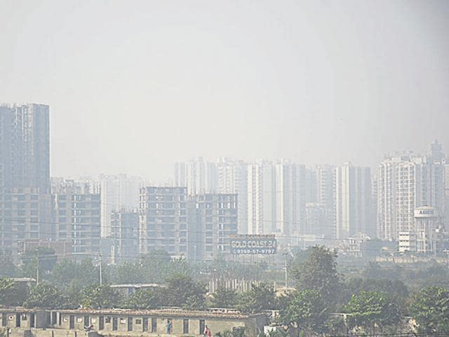 The level of pollutants was above permissible limits.