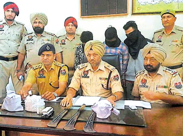 Jalandhar police,police rescue kidnapped child,rescued in 5 hours