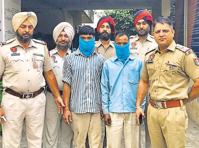Ludhiana police,rape bid,23-year-old woman