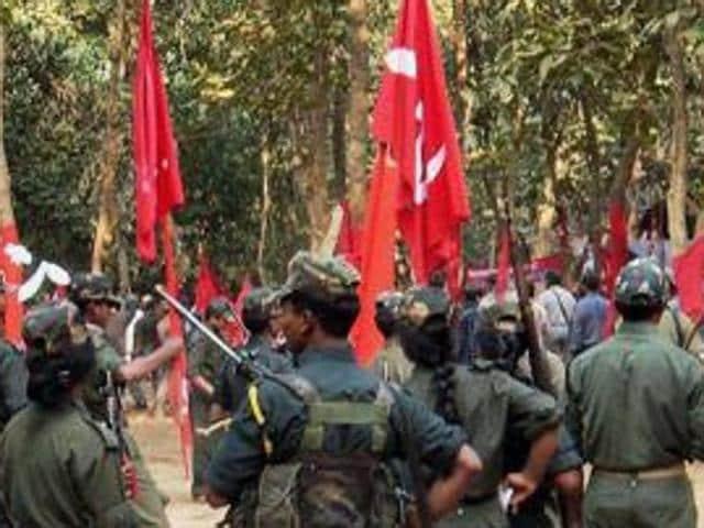 Maoists surrender,Maoists,Maharashtra