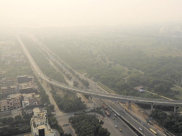 DMRC,delhi metro,Kalindi Kunj-Botanical Garden Metro link