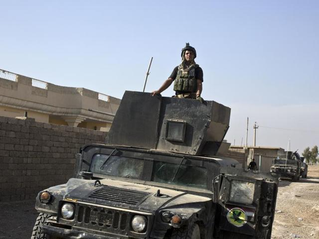 Mosul,Iraq's special forces,Islamic State