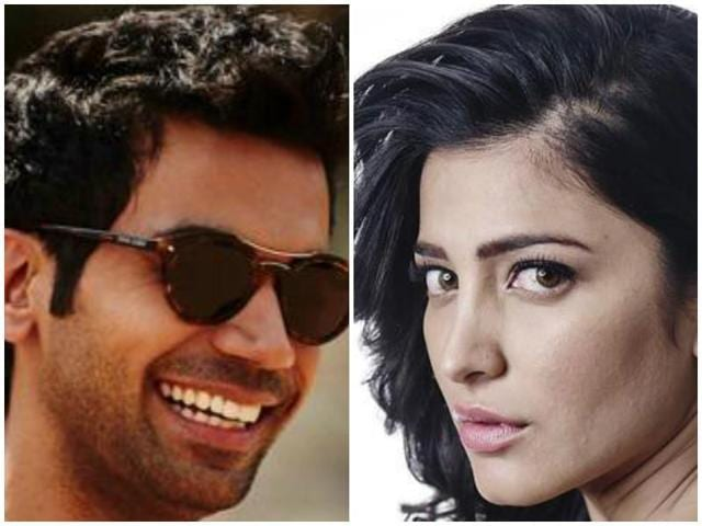 Shruti Haasan,Raj Kummar Rao,Behen Hogi Teri