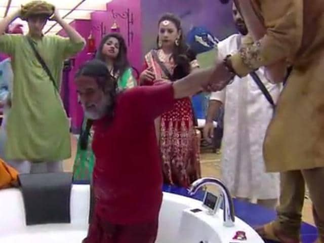 Bigg Boss,Bigg Boss 10,Swami Ji