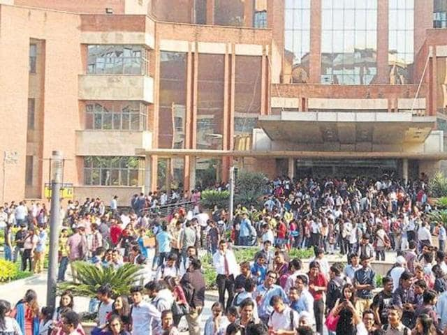 Amity University bought a campus in New York and was planning to buy two more.