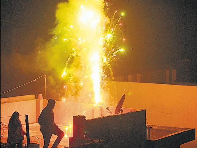 Punjab,Ludhiana,Diwali