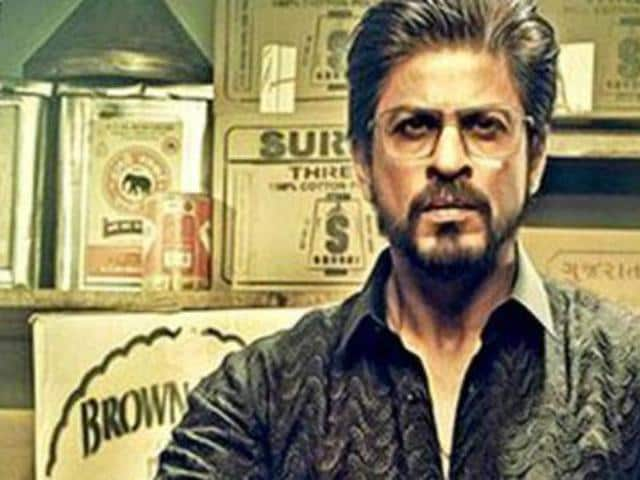 Raees will clash with Kaabil at the box office.
