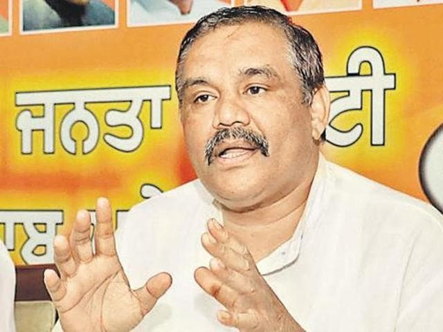 Punjab polls,Vijay Sampla,Vineet Joshi