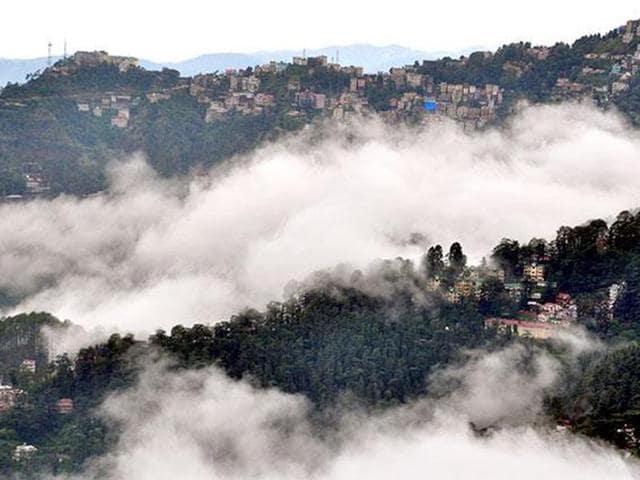 Shimla,1984,memory lane