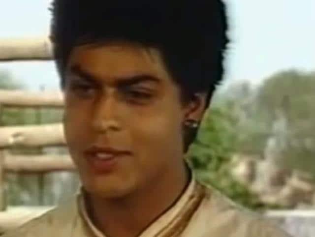 A still from 1991 short movie Mahaan Karz.