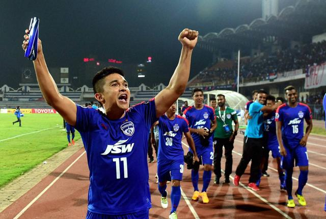 Roca believes Bengaluru FC's run to the AFC Cup final, regardless of the result, has gotten Asia to take notice of Indian football.