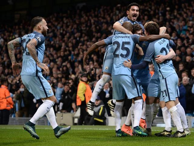 Champions League,Manchester City,Pep Guardiola
