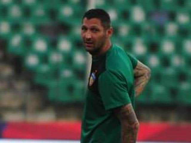 Marco Materazzi has been suspended for Chennaiyin FC's next match against Mumbai City FC.