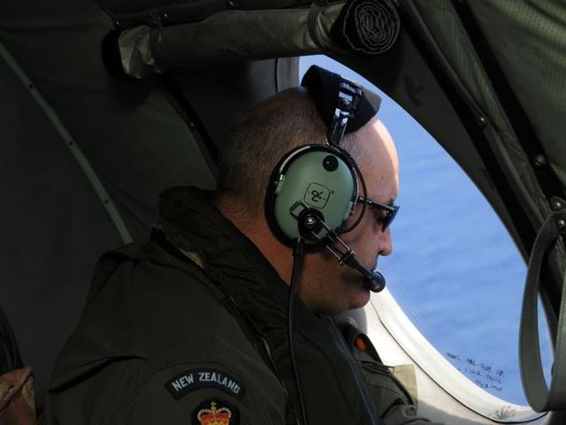 MH370 flight