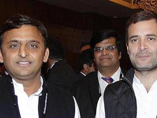 Akhilesh Yadav,Rahul Gandhi,Congress