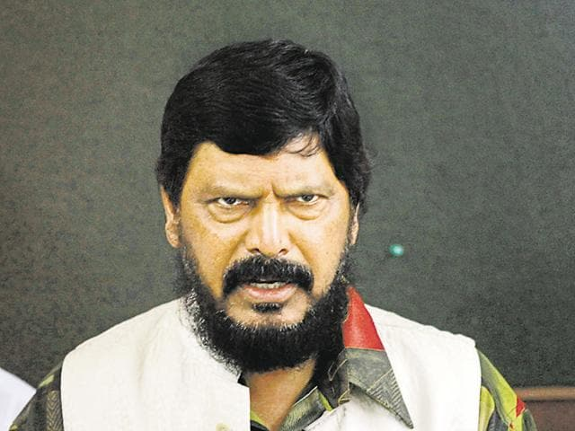 Athawale said he would send a proposal to the National Commission for Backward Classes regarding this issue.