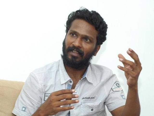 Vetrimaaran has directed four feature films and is a winner of four National Film Awards.