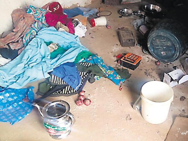greater noida gang rape,robbers rape victims
