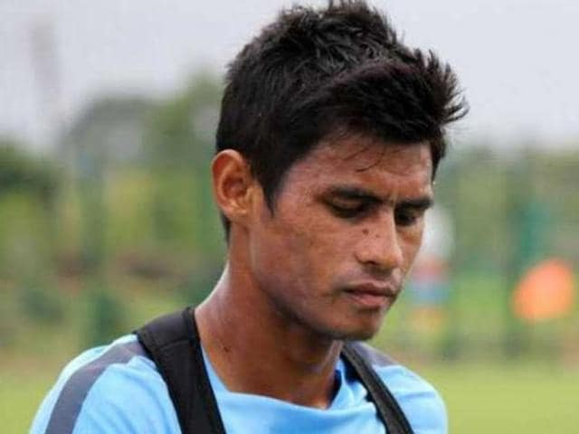 Lyngdoh will play the most crucial game of his career on November 5, when Bengaluru FC take on Iraq Air Force Club in the AFCCup final