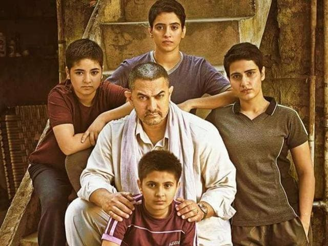 Aamir Khan,Ira,Dangal
