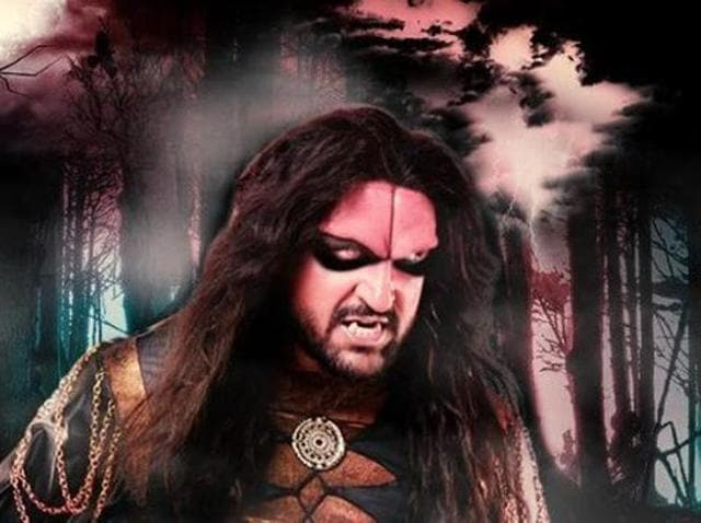 Actor Parag Tyagi will be back as the ferocious monster who wreaks havoc in the lives of newly-wed brides, in TV show Brahmarakshas - Jaag Utha Shaitaan.