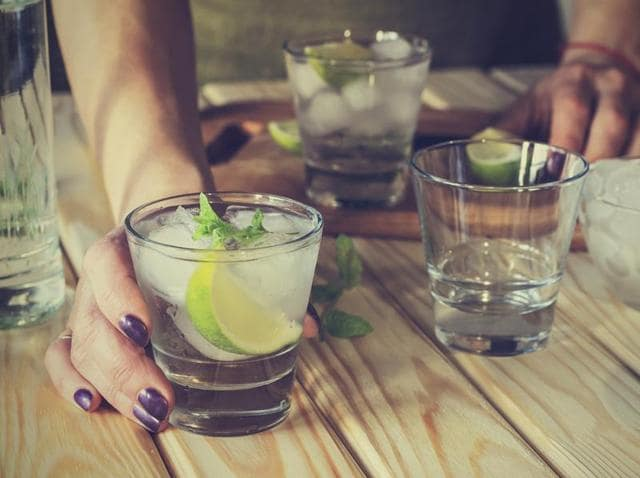 Comparing the cancer risk of people who drink, to that of people who do not, researchers calculated that alcohol was responsible for an estimated five percent of all new cancer cases, and 4.5% of deaths per year.