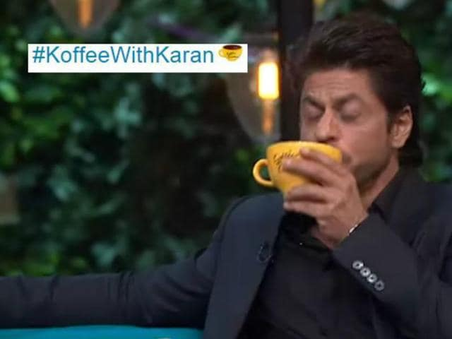 Koffee With Karan,Emoji,Special