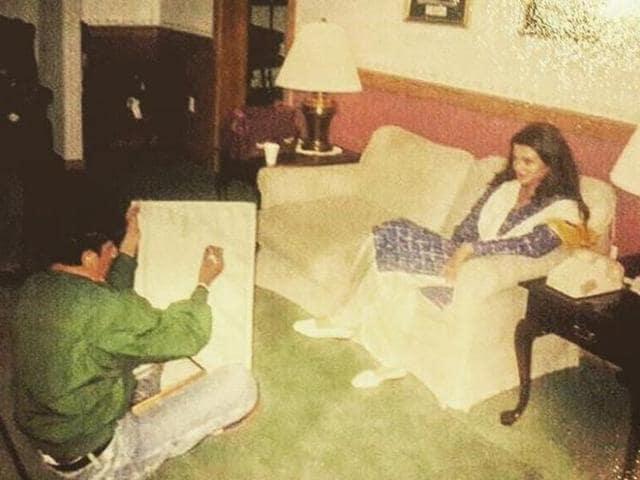 Actor Ranbir Kapoor romances Aishwarya Rai Bachchan in the song Bulleya from the recently-released Ae Dil hai Mushkil.