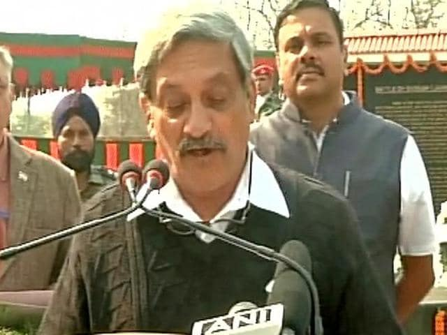 Defence minister Manohar Parrikar said the government will soon sort out the paperwork to ensure ex-soldiers get full benefits of OROP.