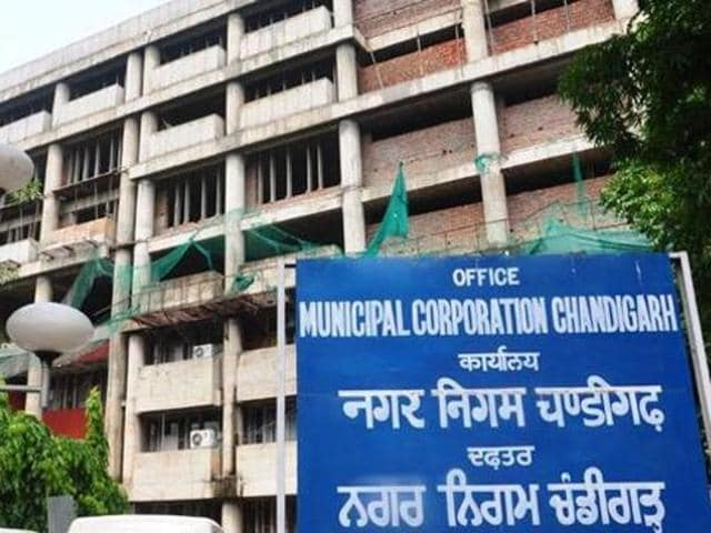 Chandigarh MC,Rs 2.4-cr furniture,incomplete building